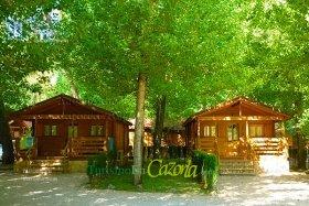 Foto de Caba�as de Madera Los Llanos de Arance Casa Rural y Alojamientos en Coto R�os, Cazorla