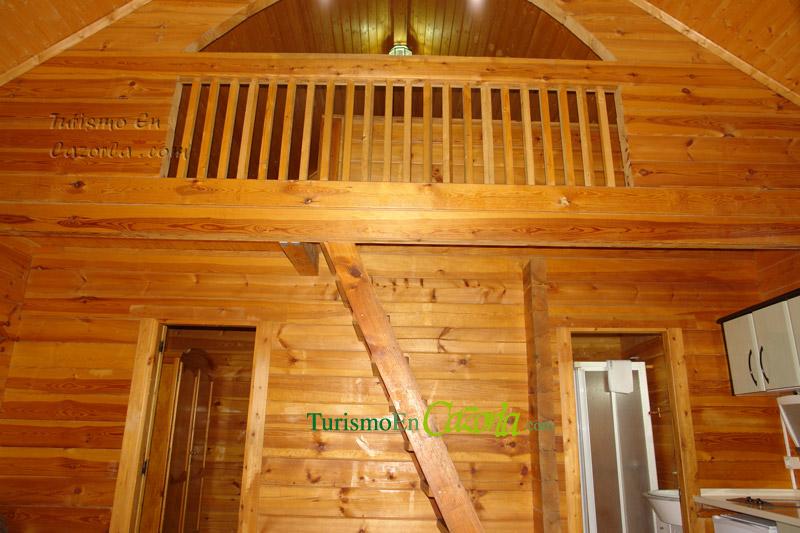 Caba as de madera los enebros casa rural y alojamientos - Maderas moral jaen ...