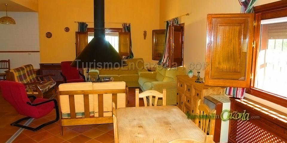 Fuente Del Roble Casa Rural Y Alojamientos En Arroyo Frio La