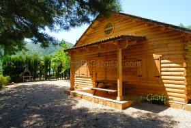 Foto de Casas de Madera El Zumacar Casa Rural y Alojamientos en Cazorla